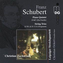 F. Schubert - Piano Quintet-String Trio