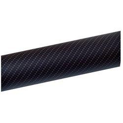 Folia carbon okleina tuning 2D 50x60 czarny mat