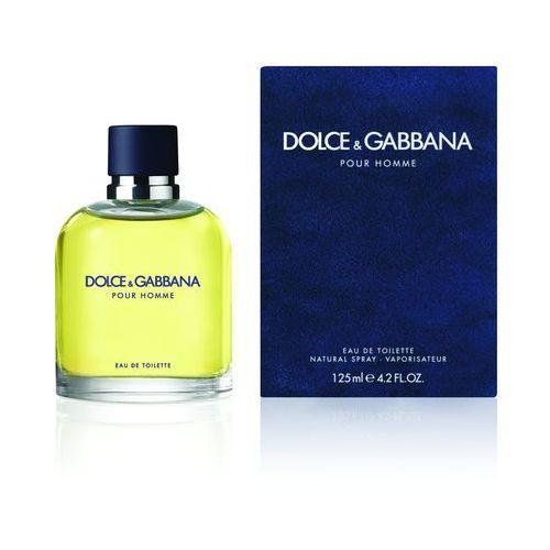 Wody toaletowe męskie, Dolce&Gabbana Men 125ml EdT