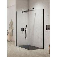 Ścianki prysznicowe, Ścianka prysznicowa 140x90 EXK-1293 New Modus Black New Trendy