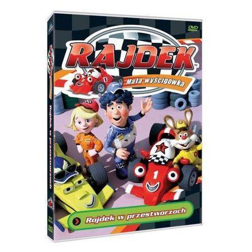 Bajki, Rajdek mała wyścigówka 2 - w przestworzach dvd