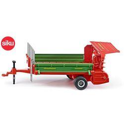 SIKU 2895 Rozrzutnik STRAUTMANN przyczepa traktora 1:32