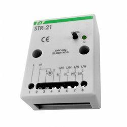Sterownik rolet STR-21 230V dwuprzyciskowy natynkowy / w kasecie rolety F&F 1511