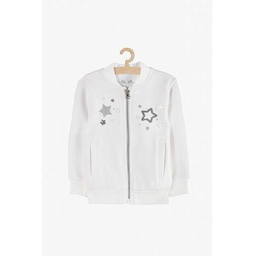 Bluzy dziecięce, Bluza rozpinana dresowa 3F3712 Oferta ważna tylko do 2031-08-25