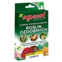 Środki na szkodniki, Środek grzybobójczy Agrecol Switch 62,5 WG do roślin ozdobnych 10 g