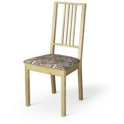 Dekoria Sukienka na krzeslo Henriksdal krótka Living 116-34, krzesło Henriksdal