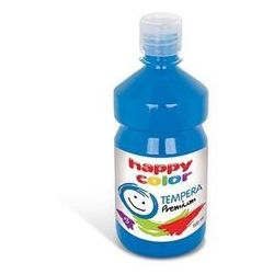 Farba tempera Happy Color 500ml - niebieski nr 3