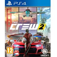 Gry na PS4, The Crew 2 (PS4)