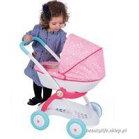 Wózki dla lalek, Smoby Wózek głęboki Księżniczki Disneya