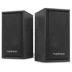 Głośniki 2.0 NATEC Panther NGL-1229- natychmiastowa wysyłka, ponad 4000 punktów odbioru!
