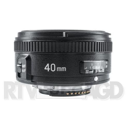 Obiektywy fotograficzne, Yongnuo YN 40mm f/2.8 do Nikon F