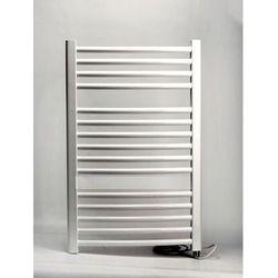 Grzejnik łazienkowy Wetherby wykończenie zaokrąglone, 400x800, Biały/RAL - paleta RAL