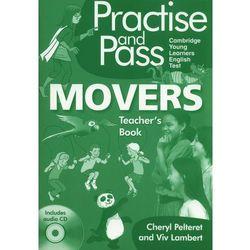 Practise and Pass Movers Teacher's Book + CD - Pelteret Cheryl, Lambert Viv (opr. miękka)