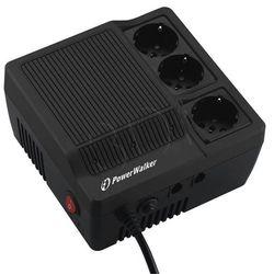 PowerWalker Stabilizator napięcia AVR 1000 VA, 3x SCHUKO, (220/230/240V) (AVR1000) Szybka dostawa! Darmowy odbiór w 19 miastach!