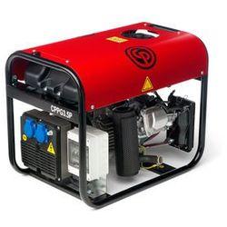 Agregat prądotwórczy jednofazowy Chicago Pneumatic CPPG 5P STD