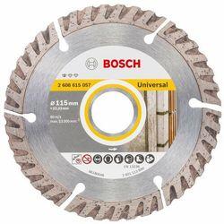 Tarcza diamentowa 115x22 23mm Bosch Standard for Universal