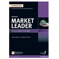 Książki do nauki języka, Market Leader 3Ed Extra Advanced. Podręcznik + DVD-R + MyEnglishLab (opr. miękka)