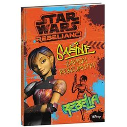 Star Wars Rebelianci. Sabine. Zapiski rebeliantki (opr. miękka)