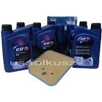 Oleje przekładniowe, Filtr oraz olej ELF ATF-III automatycznej skrzyni biegów 42RE Dodge RAM 1994-1997