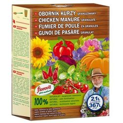 Nawóz organiczny Florovit Pro-Natura 1,5 kg