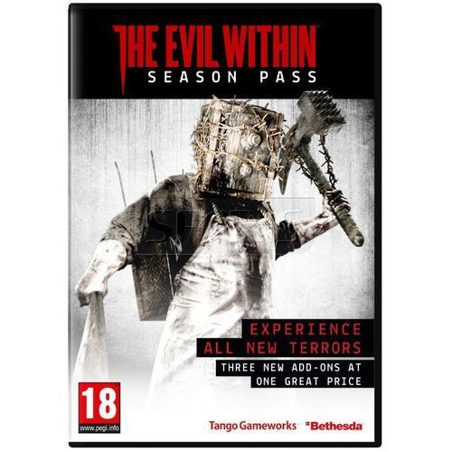 Gry na PC, The Evil Within Season Pass (PC)