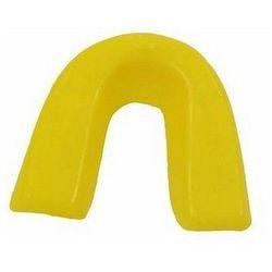 Ochraniacz szczęki pojedynczy Allright żółty