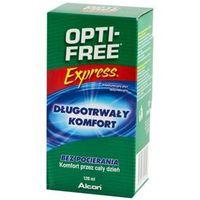Płyny pielęgnacyjne do soczewek, Płyn OPTI-FREE® Express 120ml