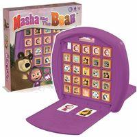 Gry dla dzieci, Gra Match Masza i Niedźwiedź