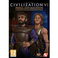Gry na PC, Civilization 6 Persia and Macedon Civilization & Scenario Pack (PC)