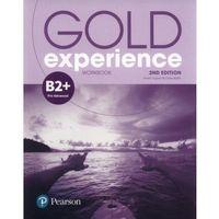 Książki do nauki języka, Gold Experience 2ed B2+ Workbook - Dignen Sheila, Walsh Clare (opr. miękka)