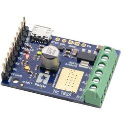 Tic T825 - sterownik silnika krokowego USB 45V/2,5A - zmontowany - Pololu 3130