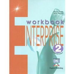 Enterprise 2. Elementary Workbook (opr. miękka)