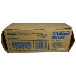 Wyprzedaż Oryginał Wałek olejowy (fuser oil roller) Konica-Minolta 1710475001 4562601 do Minolta Magicolor MC2200 MC2200EN MC2210GN | 21000 str. cz.-b., 7500 str. kolor