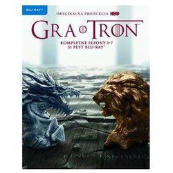 Gra o tron: Pakiet Sezonów 1-7 ( Blu-Ray) - Różni DARMOWA DOSTAWA KIOSK RUCHU