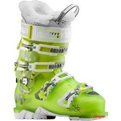Buty narciarskie Rossignol Alltrack 90 W żółte 2018/2019