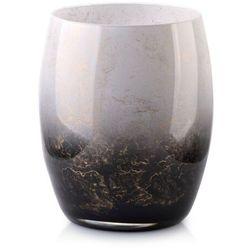 Cristie wazon BECZKA czarno-biała