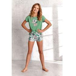 Piżama dziewczęca Gabi zielona koala