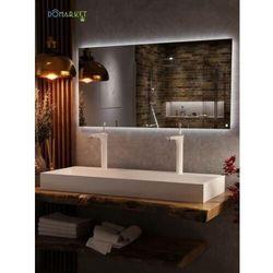 Lustro z oświetleniem ledowym do łazienki: VEGAS-05