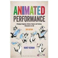 Książki o filmie i teatrze, Animated Performance