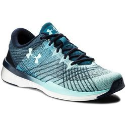 Buty UNDER ARMOUR - Ua W Threadborne Push Tr 1296206-410 Mdn/Byu/Bif