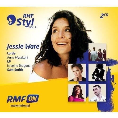 Pozostała muzyka rozrywkowa, RMF STYL VOL. 7 - Różni Wykonawcy (Płyta CD)