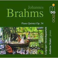 Leipziger Streichquartett - Brahms: Piano Quintet..