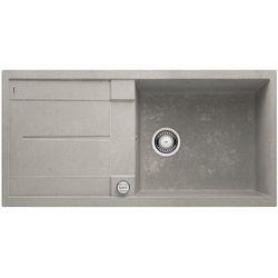BLANCO METRA XL 6 S 525315 - Beton \ Automatyczny