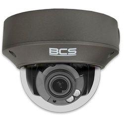 Kamera IP sieciowa kopułowa BCS Point BCS-P-242R3SA-G 2Mpx IR 30m