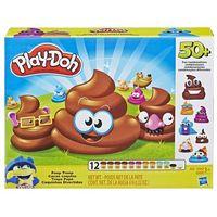 Kreatywne dla dzieci, Masa plastyczna Playdoh POOP TROOP