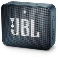 Pozostały sprzęt audio, Głośnik JBL GO 2 Granatowy