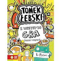 Literatura młodzieżowa, I wszystko gra - Tomek Łebski Tom 3 (opr. miękka)