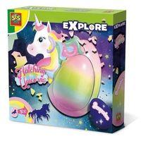 Kreatywne dla dzieci, Kreatywna zabawa - Wylęganie jednorożca z jajka