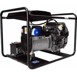 Agregat prądotwórczy jednofazowy SMG-12ME-L-AVR 12kW diesel Lombardini 12LD477 generator Sumera Motor