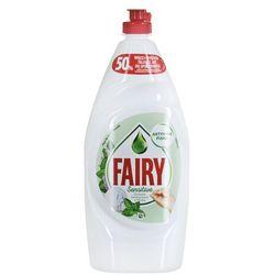 Płyn do mycia naczyń Fairy Sensitive Drzewo herbaciane z Miętą 900 ml